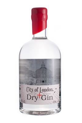 City Of London Gin Dry